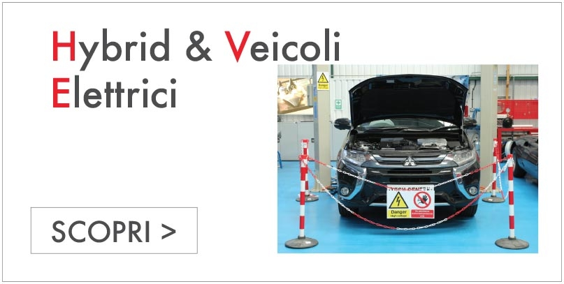 HYBRID & VEICOLI ELETTRICI