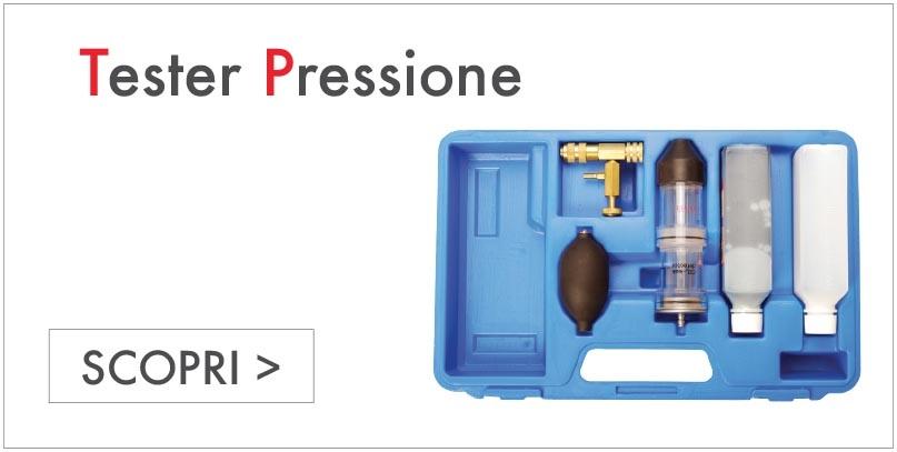TESTER PRESSIONE