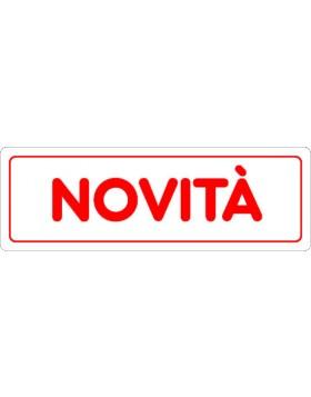 "CARTELLI MAGNETICI ""NOVITA'"""